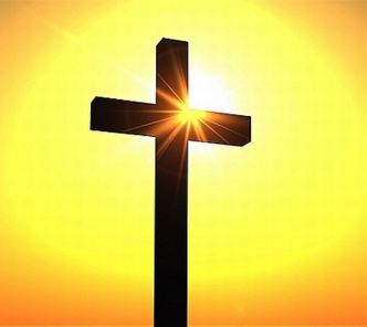 Cross With Backlight