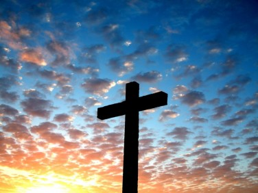Cross Against Sky - Christian Voices