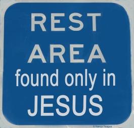 Rest Area Sabbath
