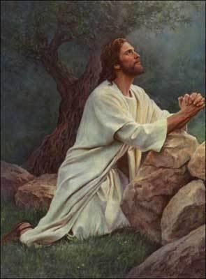 43. Jesus-Praying-for-Me