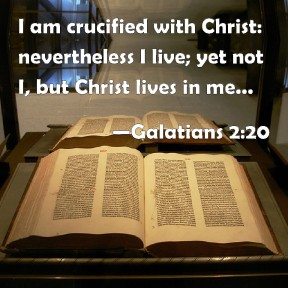 49.ChristCrucifiedForMe