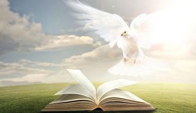 55.Holy-Spirit-Descends-Bible