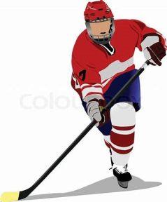 62. Hockey skates