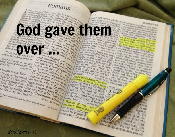 61. God-gave-them-over-Romans-1