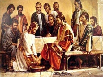 70. Jesus_Washing_Disciples
