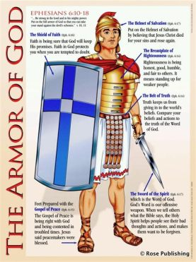 J33.Armor of God