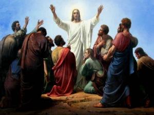 57. JESUS - Ascension 2