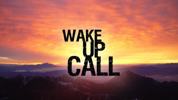 GOD_WAKUP_CALL