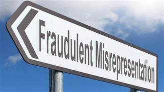 FRAUDULENT_MISREPRESENTATION